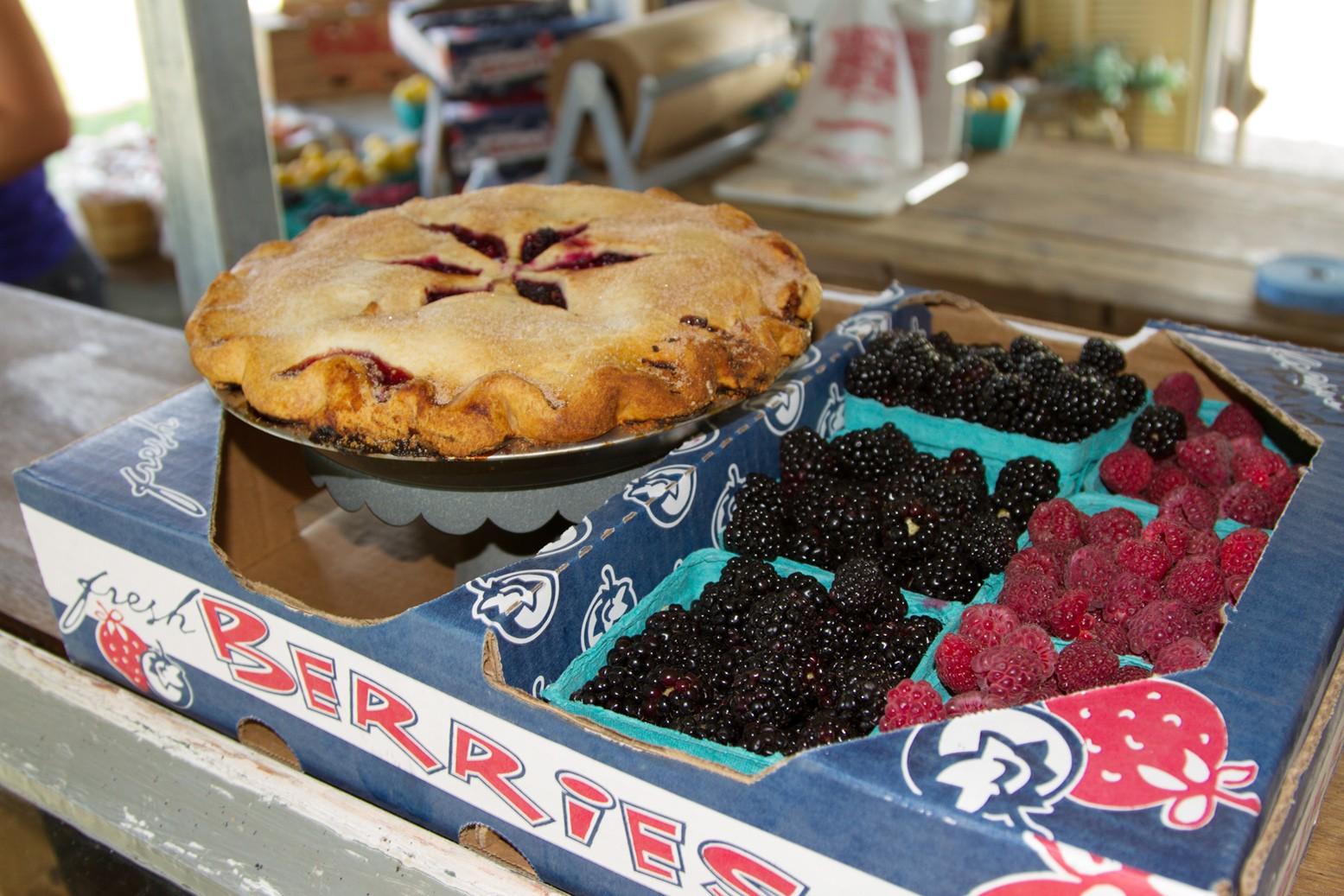 pie-berries